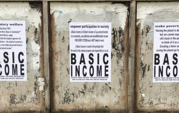 Basic Income Flyers