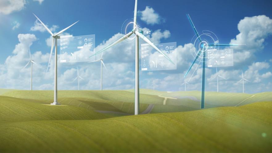 GE Digital Wind Farm