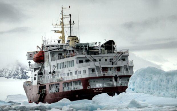 Polar ship