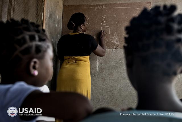 US Aid Neil Brandvold Liberia