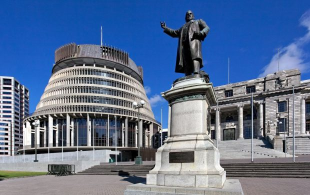 NZ government building
