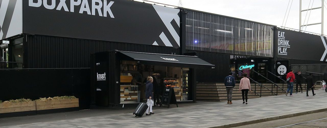 Boxpark pop-Up - Wikimedia