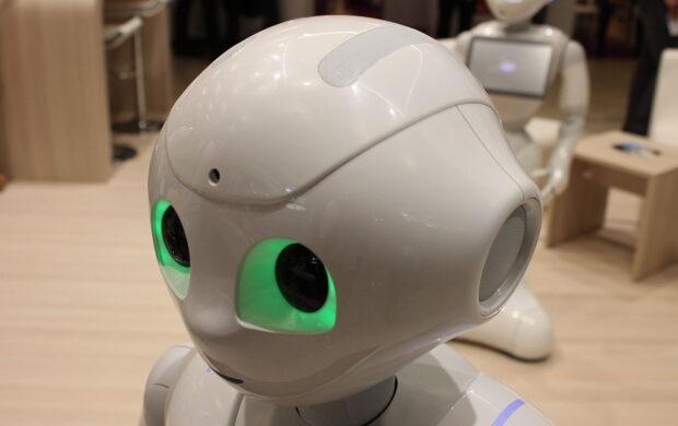 Pepper Robot - Wikimedia