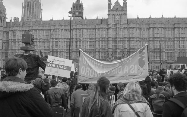 Fracking Protest - Wikimedia