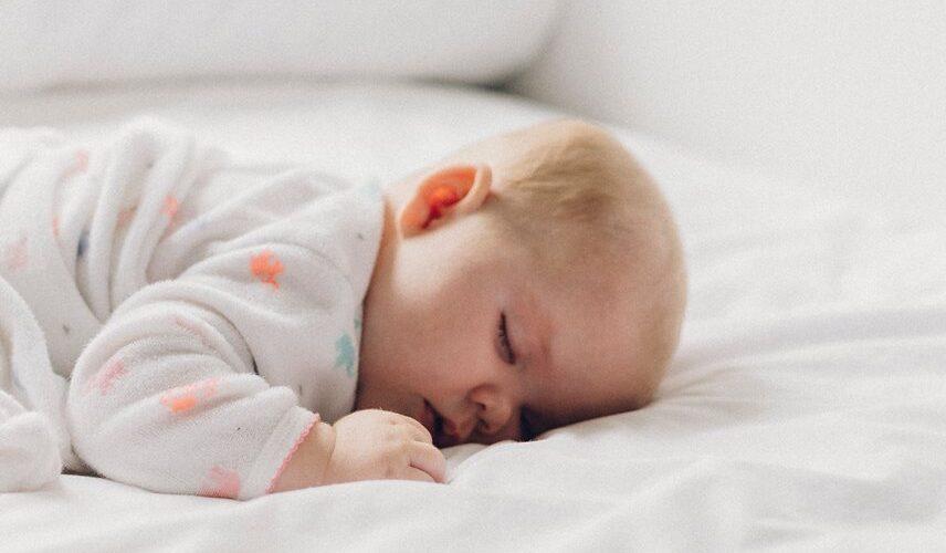 Sleeping Baby by Dakota Corbin