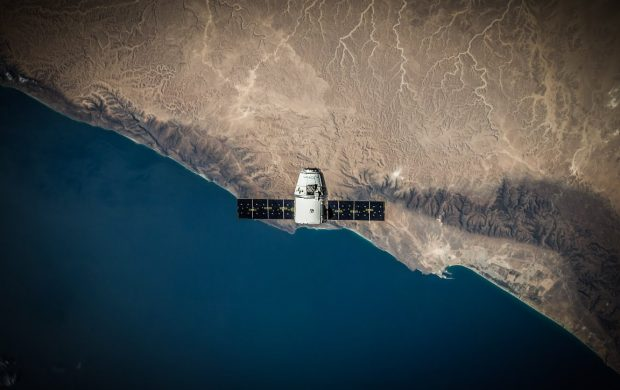 Satellite by SpaceX