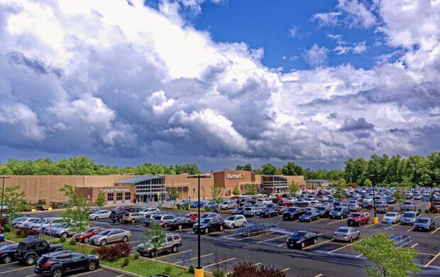 Walmart shopping centre - a regenerative company