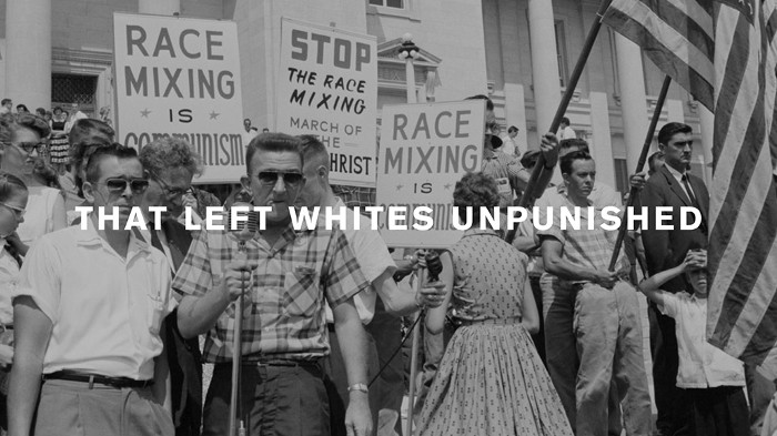White protesters advocating for white supremacy. Systems do change: four lessons from the civil rights movement in the US.