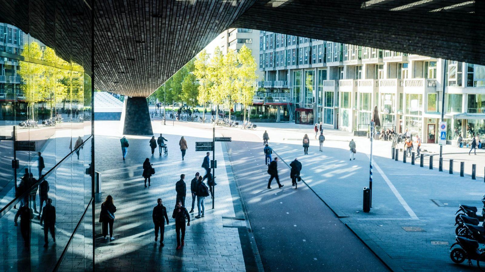 people walking near building during daytime